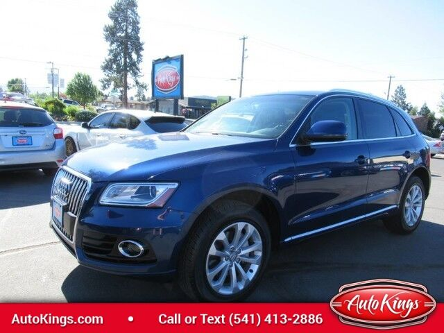 2013 Audi Q5 Premium Plus Bend OR