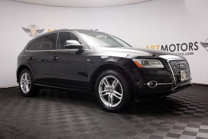 2013 Audi Q5 Premium Plus Pano Roof,Navigation,Heated Seats Houston TX
