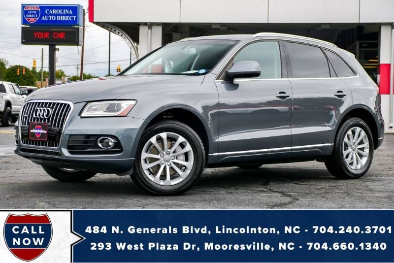 2013 Audi Q5 Premium Plus Quattro AWD w/ Heated Front Seats & NAV