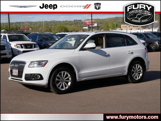 2013 Audi Q5 Premium Plus St. Paul MN
