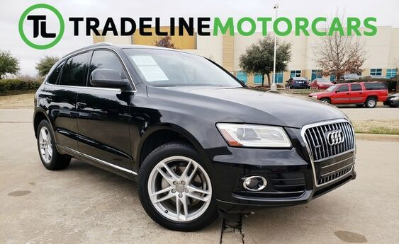 2013 Audi Q5 Premium QUATTRO, LEATHER, NAVIGATION, AND MUCH MORE!!! CARROLLTON TX