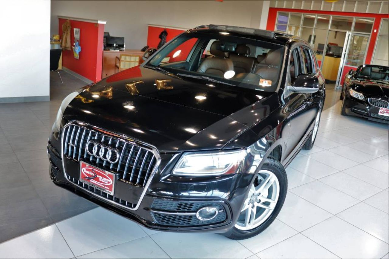 2013 Audi Q5 Prestige Package Comfort Package Navigation Sunroof Backup Camera 1 Owner Springfield NJ