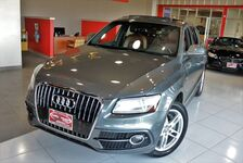 2013 Audi Q5 Prestige Package Navigation Panoramic Backup Camera