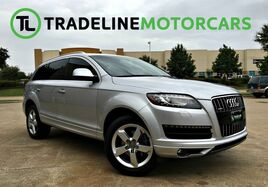 2013_Audi_Q7_3.0L TDI PREM + NAVIGATION, 3RD ROW SEATS, SUNROOF... LOADED!!!_ CARROLLTON TX