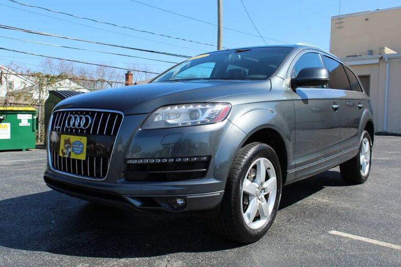 2013 Audi Q7 3.0L TDI Premium Plus New Castle DE
