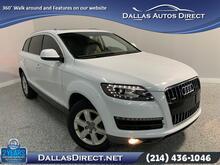 2013_Audi_Q7_3.0T Premium Plus_ Carrollton  TX