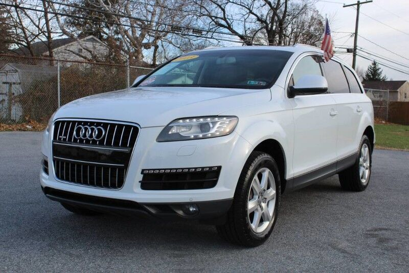 2013 Audi Q7 3.0T Premium Plus New Castle DE