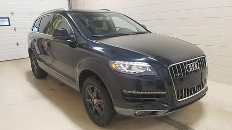 2013 Audi Q7 3.0T Premium Plus Stevens Point WI