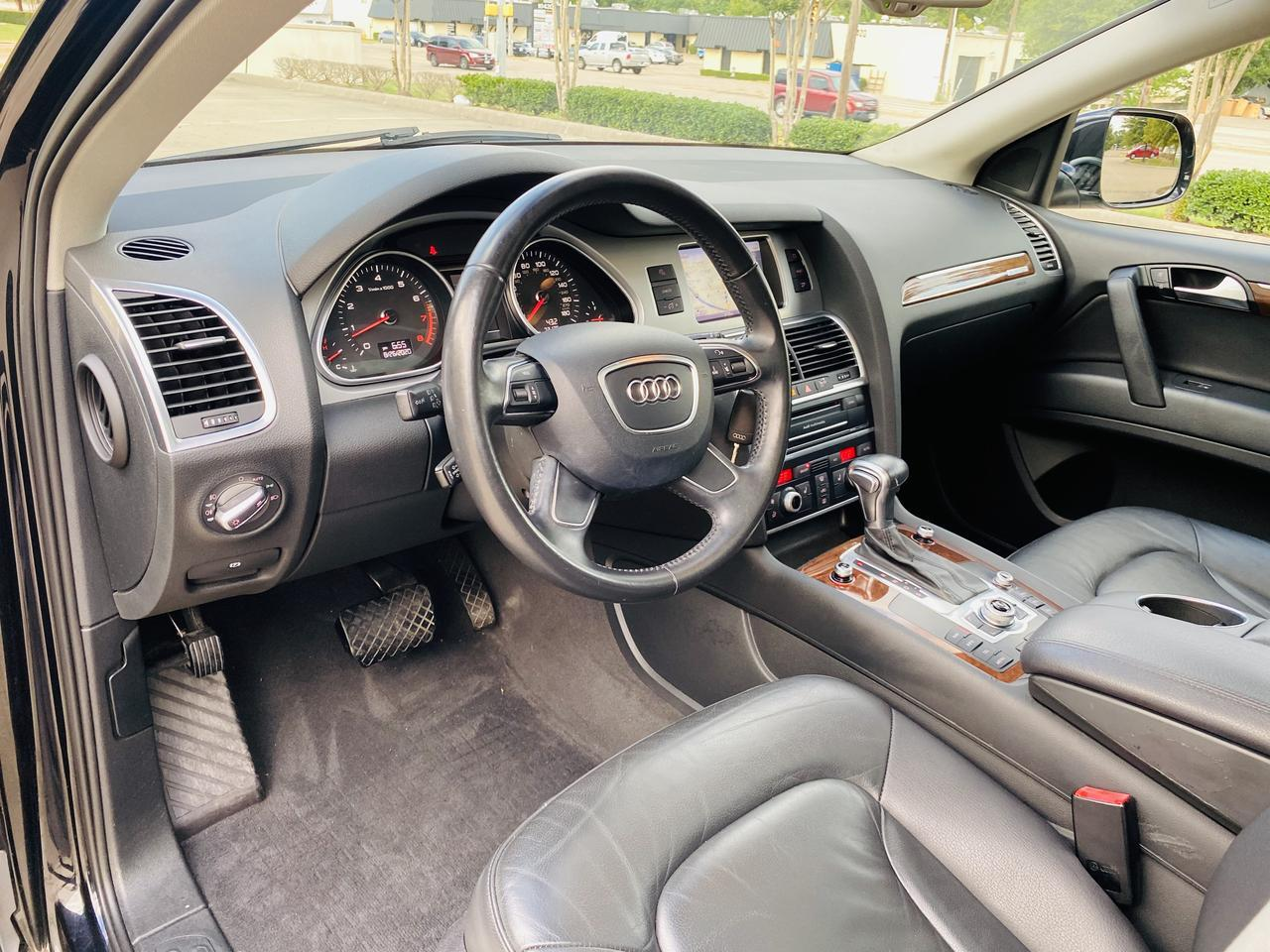 2013 Audi Q7 3.0T Premium plus Dallas TX