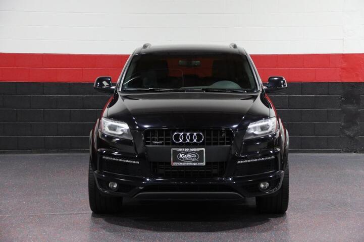 2013 Audi Q7 3.0T S-Line Prestige 4dr Suv Chicago IL
