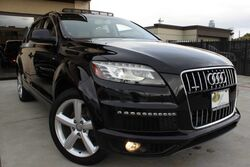 Audi Q7 3.0T S line Prestige,1 OWNER,LOADED,SHOWROOM! 2013