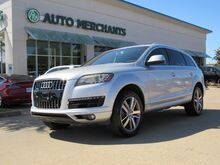 2013_Audi_Q7_TDI quattro Premium Plus LEATHER, DUAL SUNROOF, NAVIGATION, HTD STS, BACKUP CAM, PARKING SENSORS_ Plano TX