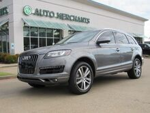 2013_Audi_Q7_TDI quattro Premium Plus,Premium Plus Pkg, Cold Weather Pkg , Towing Pkg, Warm Weather Pkg_ Plano TX
