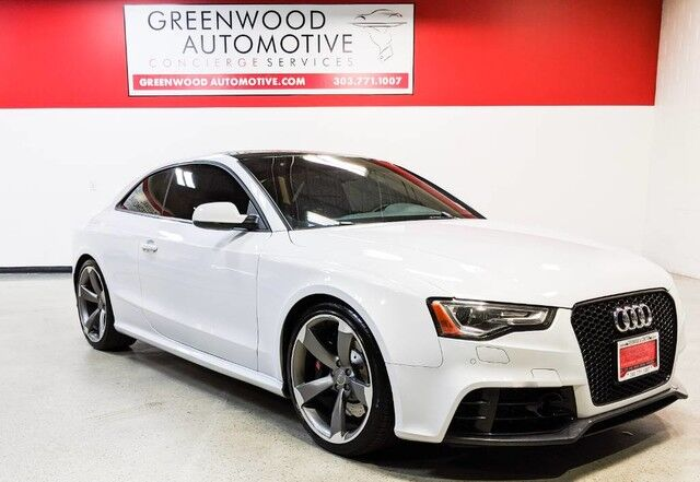 2013 Audi RS 5  Greenwood Village CO