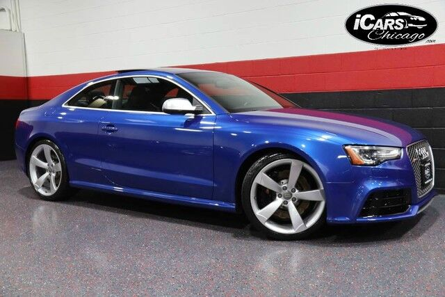 2013 Audi RS 5 2dr Coupe Chicago IL