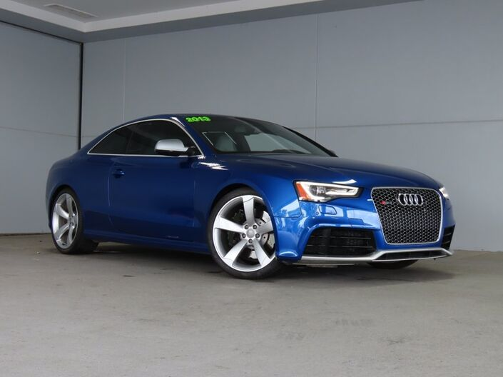 2013 Audi RS 5 4.2 Merriam KS