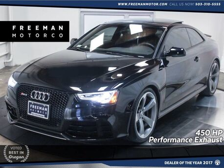 2013_Audi_RS 5_Quattro Adaptive Cruise Nav Back-up Cam_ Portland OR