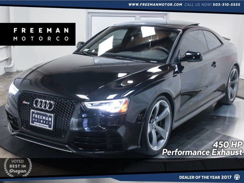 2013 Audi RS 5 Quattro Adaptive Cruise Nav Back-up Cam Portland OR