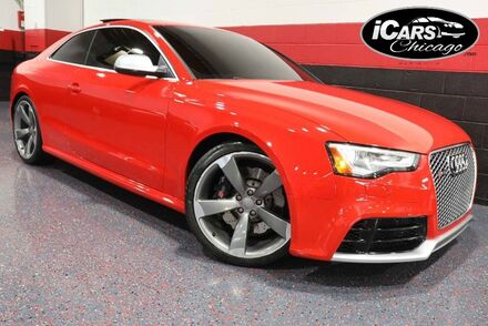 2013_Audi_RS5_2dr Coupe_ Chicago IL