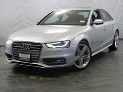 2013_Audi_S4_Premium Plus S Tronic / 3.0L Supercharged V6 Engine / AWD Quattro / Sunroof / Navigation / Bluetooth / Parking Aid with Rear View Camera / Push start / Heated Seats_ Addison IL