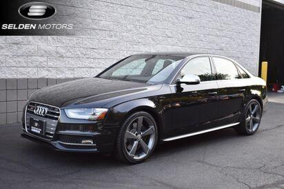 2013 Audi S4 Prestige Quattro