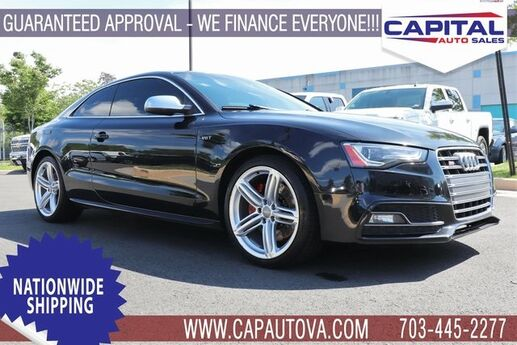 2013 Audi S5 3.0T Prestige Chantilly VA