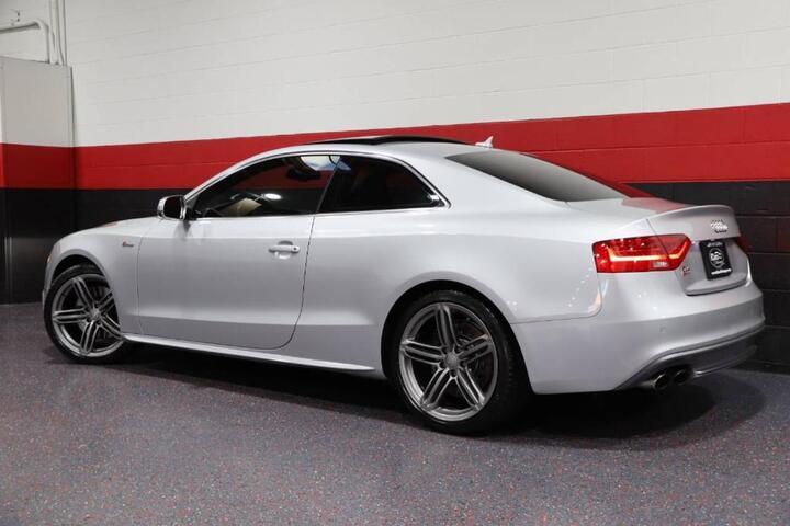2013 Audi S5 Premium Plus 2dr Coupe Chicago IL