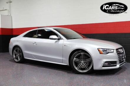 2013_Audi_S5_Premium Plus 2dr Coupe_ Chicago IL