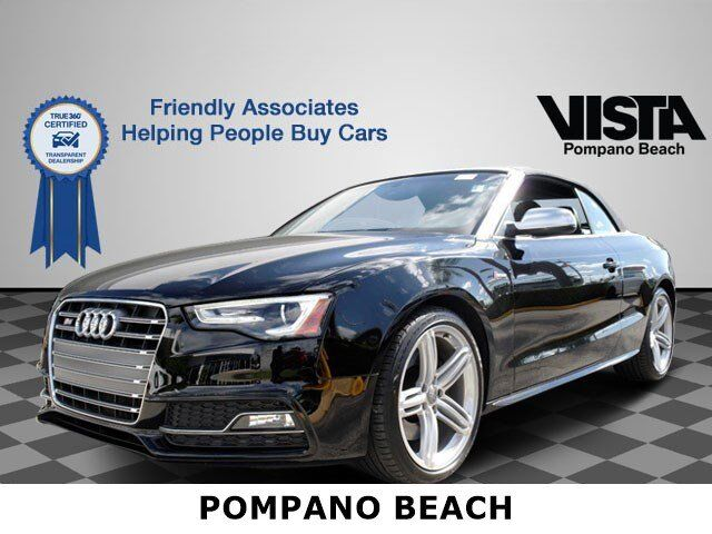 2013 Audi S5 Premium Plus Coconut Creek FL
