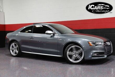 2013_Audi_S5_Prestige 2dr Coupe_ Chicago IL