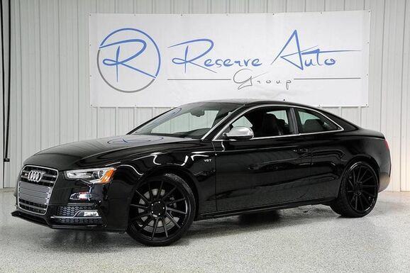 2013_Audi_S5_Prestige Carfax Certified One Owner Carbon Fiber_ The Colony TX