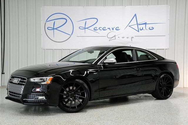 2013 Audi S5 Prestige Carfax Certified One Owner Carbon Fiber The Colony TX