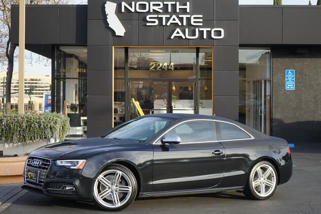 2013_Audi_S5_Prestige_ Walnut Creek CA