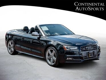2013_Audi_S5__ Chicago IL