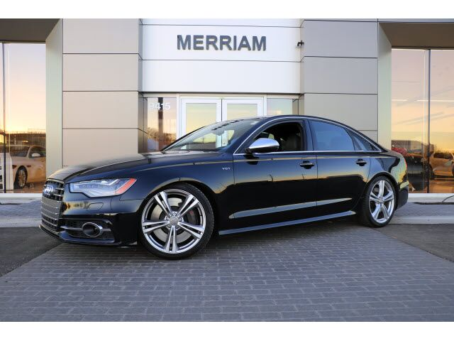 2013 Audi S6 4.0T quattro Prestige Merriam KS