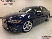 2013_Audi_S6_Prestige Driver Assistance Bang Olufsen Sound Night Vision Cold weather Pkg_ Addison TX