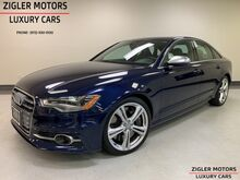 2013_Audi_S6_Prestige Low miles Driver Assist W/Blind Spot Lane Dep Low miles 46kmi Clean Carfax_ Addison TX