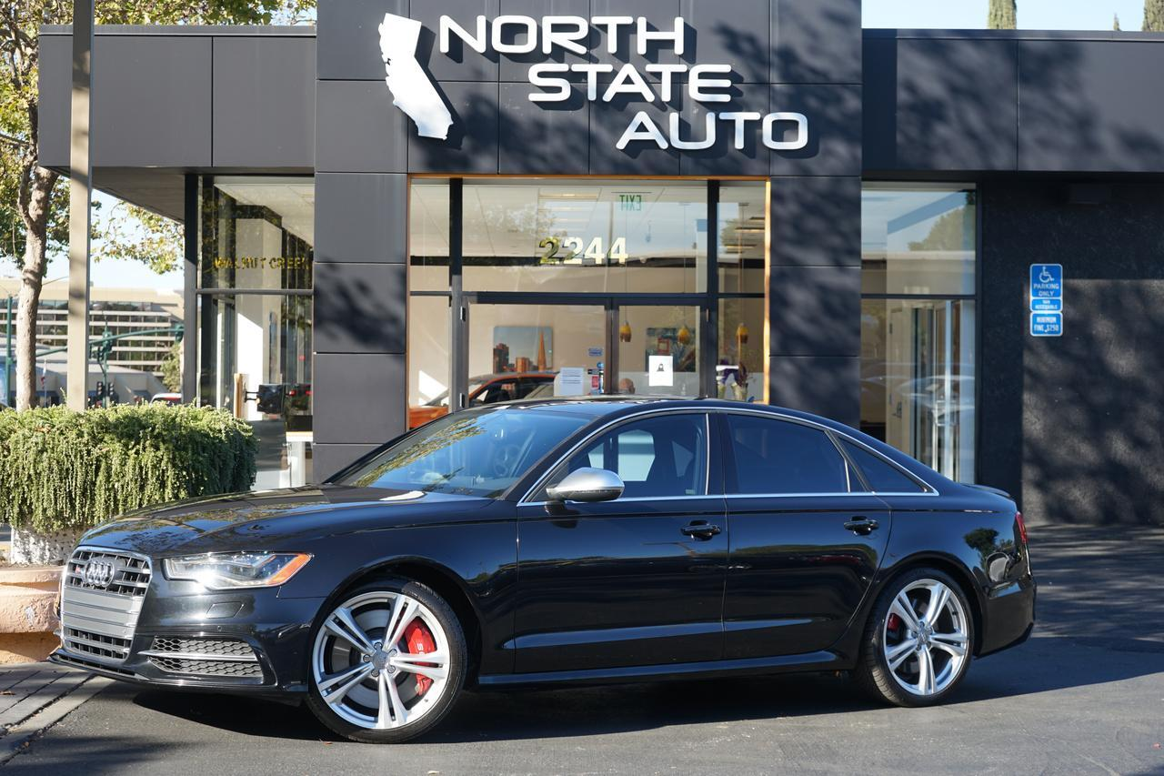 2013 Audi S6 Prestige Walnut Creek CA