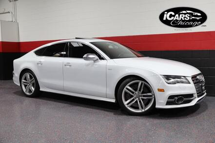 2013_Audi_S7_Prestige 4dr Sedan_ Chicago IL