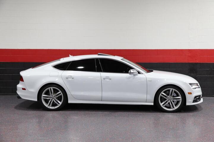 2013 Audi S7 Prestige 4dr Sedan Chicago IL