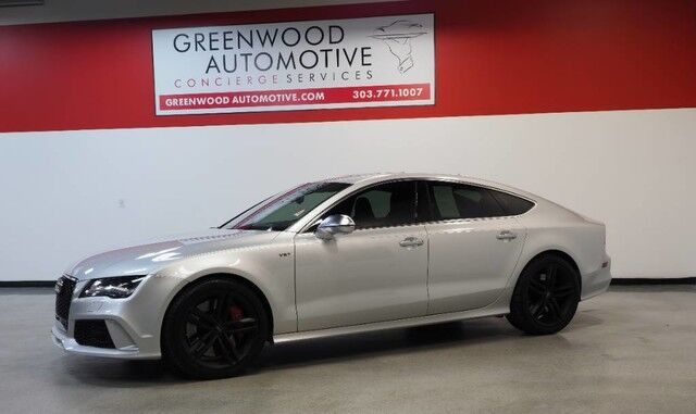 2013 Audi S7 Prestige Greenwood Village CO