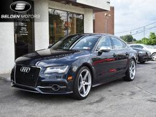 Audi S7 Prestige Quattro 2013