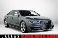 2013_Audi_S8_4.0 Sedan quattro Tiptronic_ Carrollton TX