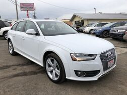 2013_Audi_allroad_2.0T Premium_ Beaverton OR