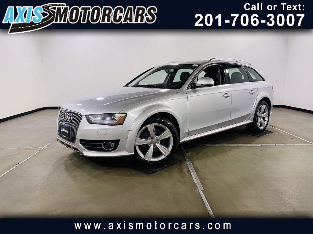 2013 Audi allroad 2.0T Premium Plus Jersey City NJ
