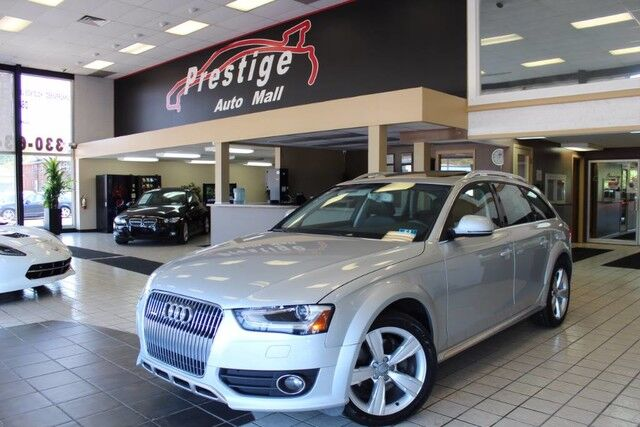 2013 Audi allroad Premium Plus - Pano Sun Roof, Heated Seats Cuyahoga Falls OH