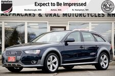 2013 Audi allroad Premium Plus