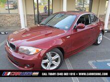 2013_BMW_1 Series_128i Coupe_ Fredricksburg VA