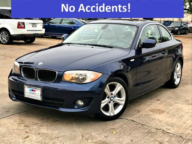 2013 BMW 1 Series 128i Houston TX