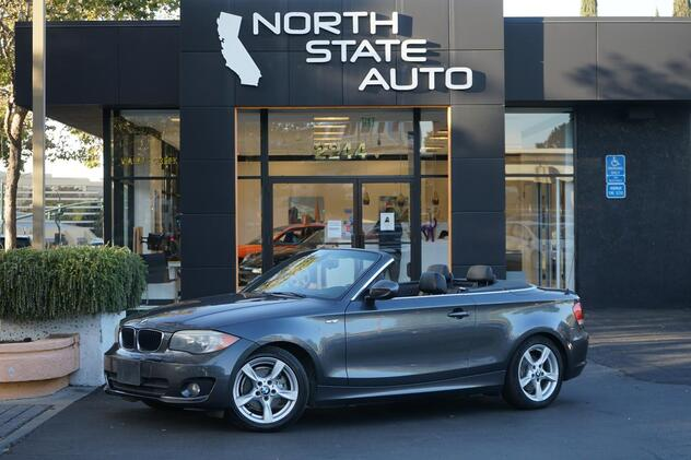 2013_BMW_1 Series_128i_ Walnut Creek CA